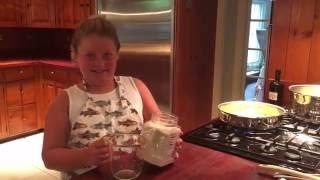Sydney cooking Summer Risotto with Sweet Corn & Shrimp, Sugarbridge Farm