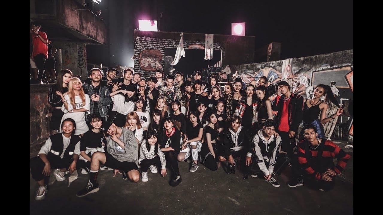 Behind the scene การถ่ายทำ MV ยึกยัก (YEUKYAK)