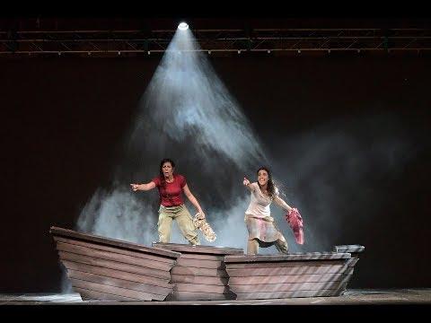'Salvando la sal', dirigido por Romina R. Medina.  21º Festival de Teatro, Música y Danza TEMUDAS