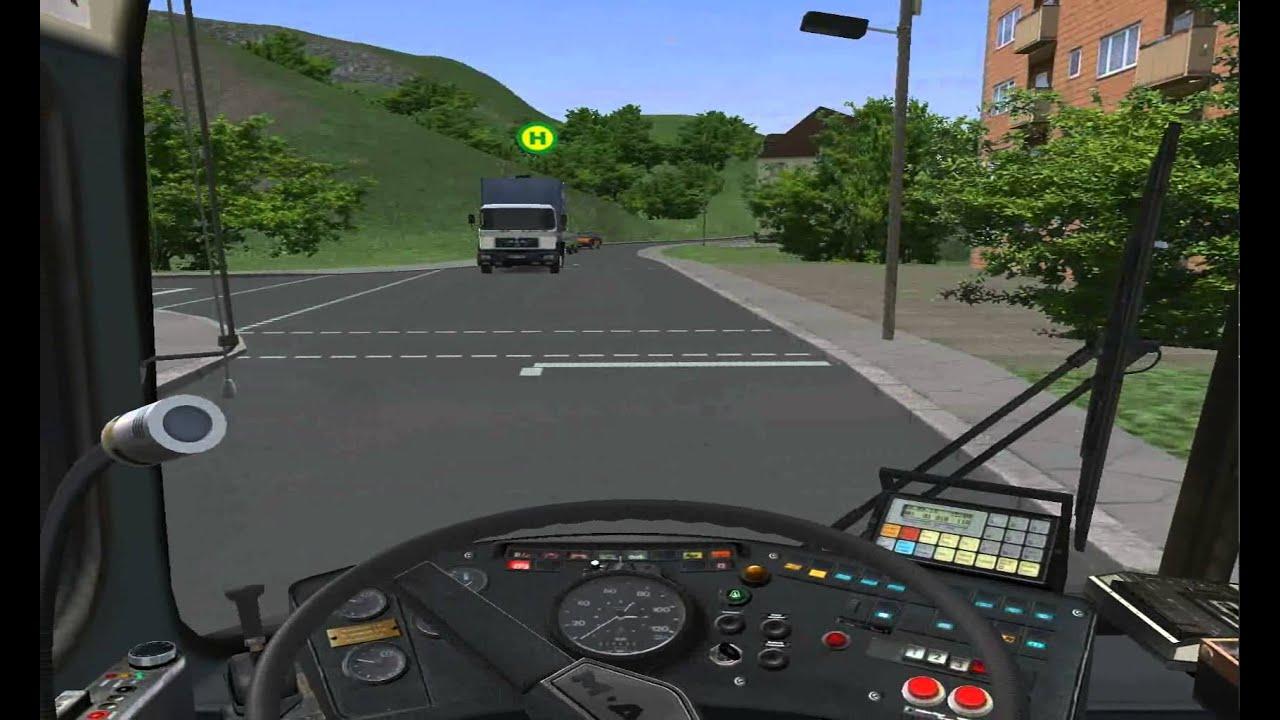 Garden By The Bay Bus omsi bus simulator man sd200 sd85 garden island version 1.0 route