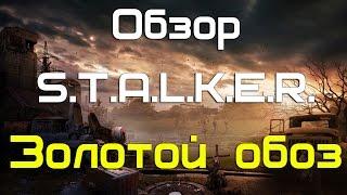 Обзор игры STALKER золотой обоз / LimAnTV