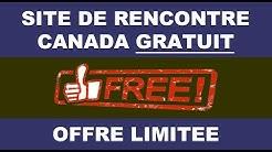 Site de rencontre Canada gratuit non payant