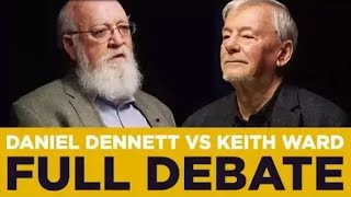 Daniel Dennett vs Keith Ward • Are we more than matter? Mind, consciousness and free will