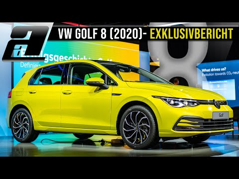 EXKLUSIV: Der NEUE 2020 VW Golf 8 (150PS, 1.5TSI) | Review