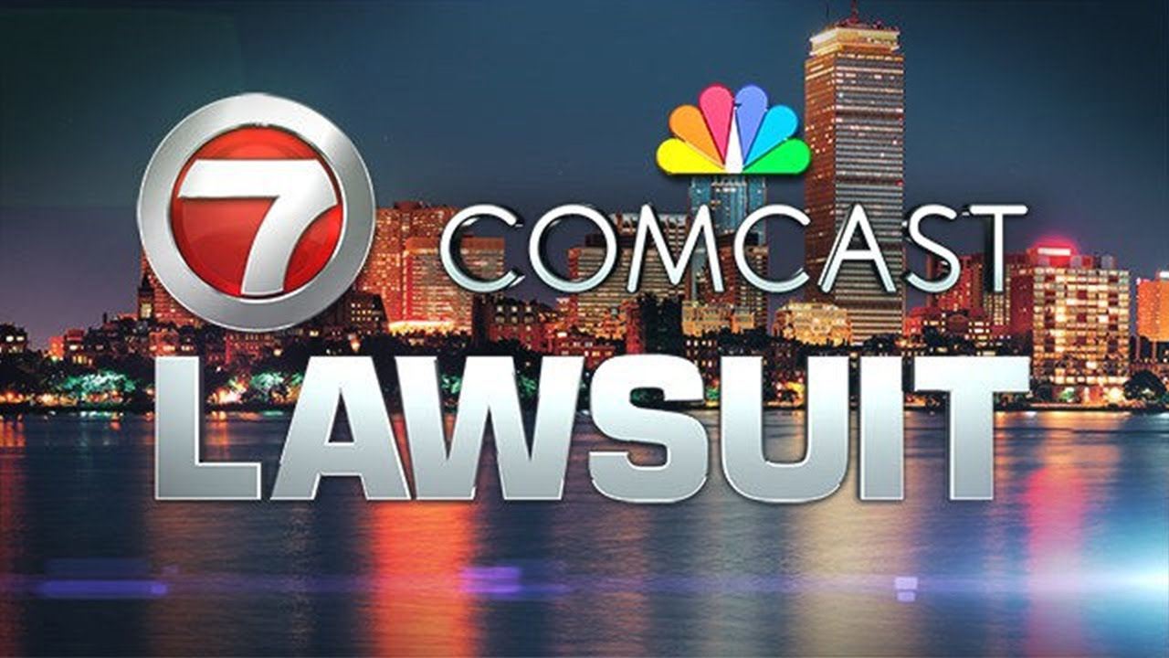 customer account executive brittany is working at comcast by  boston39s whdhtv 7 announces lawsuit against comcastnbc by new england one