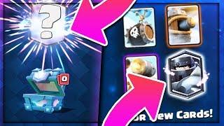 🔴 קלפים חדשים בקלאש רויאל?! פותחים לג'נדרי צ'סט! תנחשו מה קיבלנו!