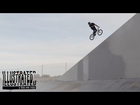 Vans BMX Illustrated: La Familia - Flow Team and Euro Team Full Part | Illustrated | VANS