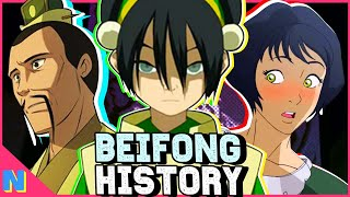 The COMPLETE Beifong Family Tree & Symbolism Explained! | Avatar the Last Airbender
