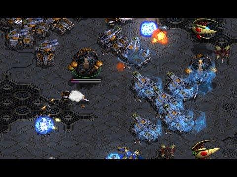Bisu (P) v Flash (T) on Andromeda - StarCraft  - Brood War REMASTERED