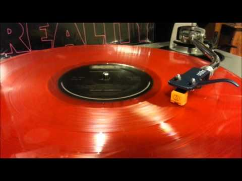 """Black Sabbath """"Into The Void"""" from Master Of Reality UK Red Vinyl"""