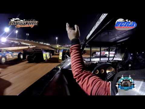 #B00 Josh Henry - Crate - 7-7-17 Crossville Speedway - In-Car Camera