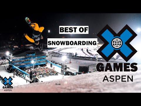 BEST OF SNOWBOARDING | X Games Aspen 2020