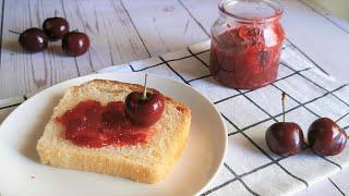 Tự làm mứt dâu dẻo ngon    Homemade Strawberry Jam