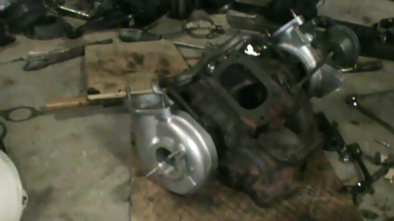 rebuilding a rotary engine