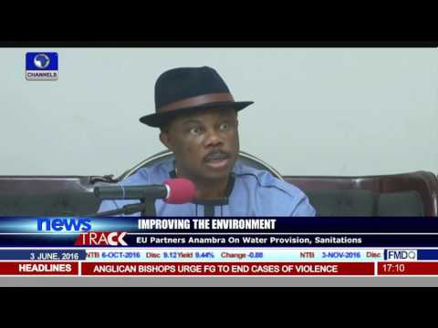 EU Partners Anambra State For Water, Sanitation