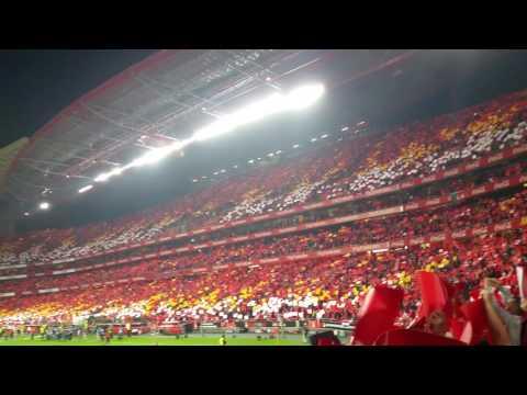 Sport Lisboa e Benfica 2 - 1 Sporting de Lisboa
