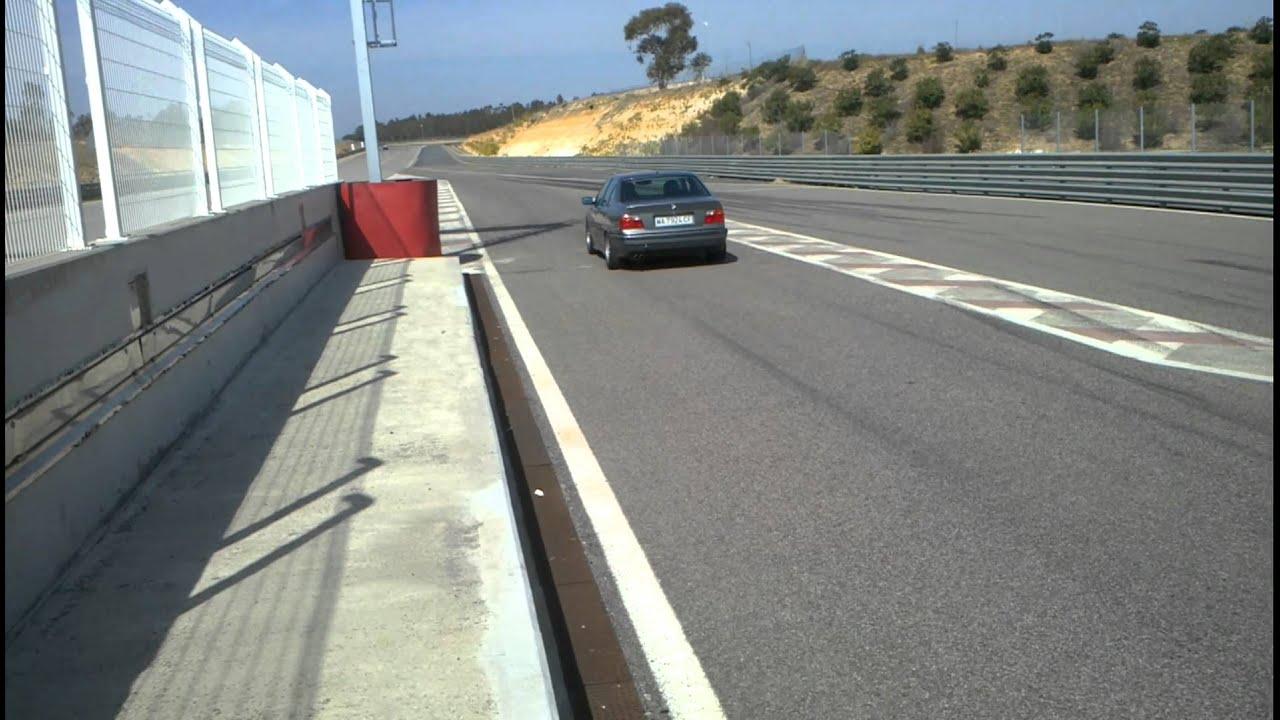 Circuito Monteblanco : Tandas libres de coches. grupo turismos. 3 03 12. circuito