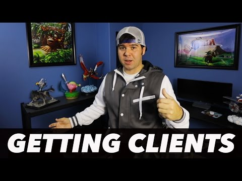 Learn How to Get and Keep Clients!