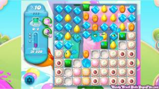 Candy Crush Soda Saga Level 223 Commentary Walkthrough