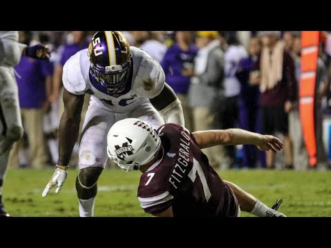 College Football Hard Hits, Fights and Targeting Calls of 2018