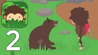 Sneaky Sasquatch - Fishing and Cave Adventure - Gameplay Walkthrough