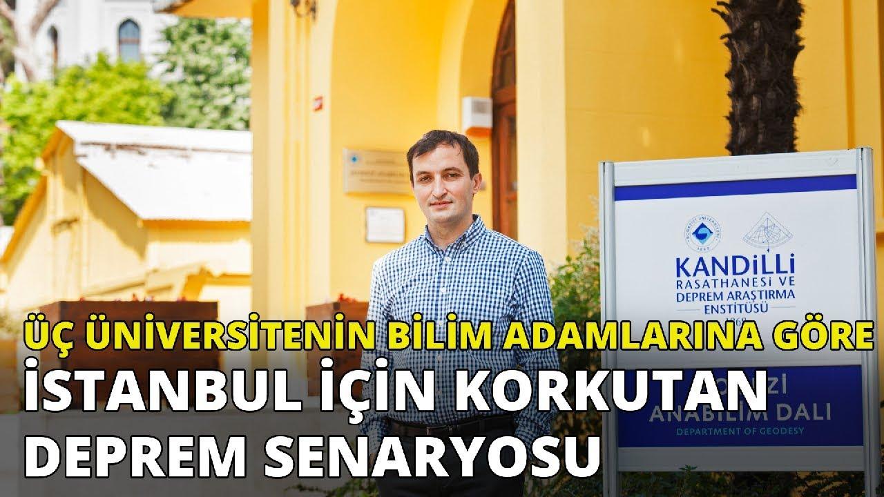 3 üniversiteden bilim insanlarından İstanbul için korkutan deprem senaryosu