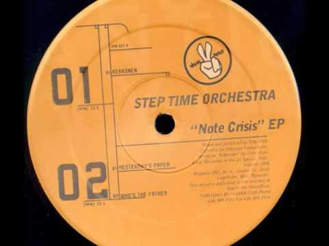 Step Time Orchestra - Kekkonen