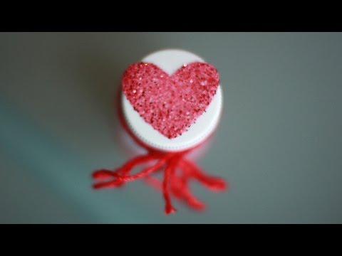 DIY: Подарки ко Дню Святого Валентина
