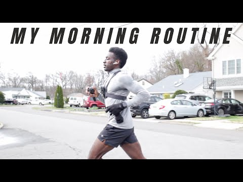 my morning routine | morning run | what I eat