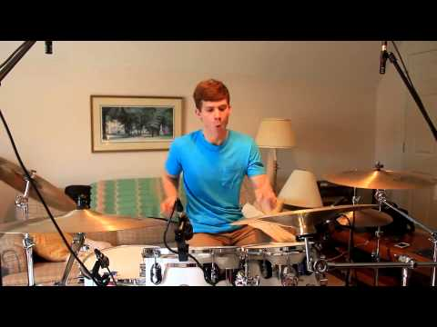 Radioactive - Imagine Dragons - (Drum Cover)