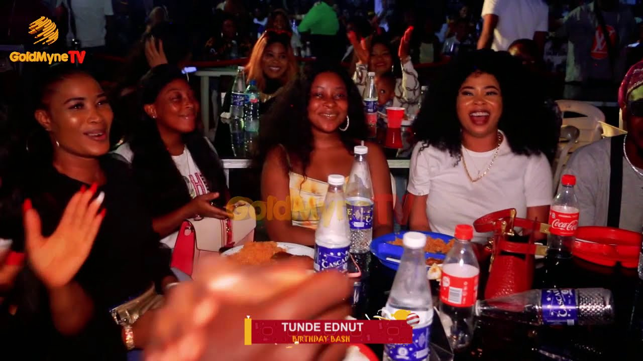 Tunde Ednut S Exclusive Birthday Bash Youtube The woman, known on instagram simply as olamide, said she met tunde when did i travel from america. tunde ednut s exclusive birthday bash