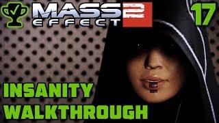 Kasumi: Stolen Memory - Mass Effect 2 Walkthrough Ep. 17 [Mass Effect 2 Insanity Walkthrough]