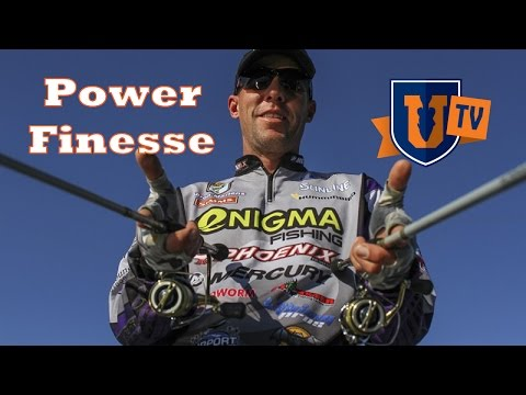 Power Finesse Fishing With Aaron Martens