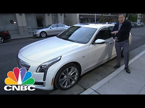 General Motors Launching 'Super Cruise Control' Technology For Hands-Free Driving | CNBC
