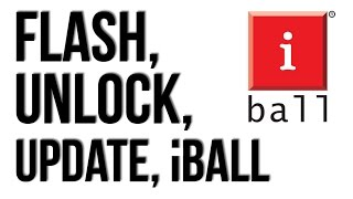 How to flash Iball Unbrick or Flash Update stock ROM of your iBall Slide