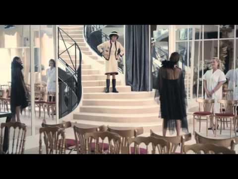 """The Return"" - CHANEL (Métiers d'Arts Paris-Dallas 2013) by Karl Lagerfeld"