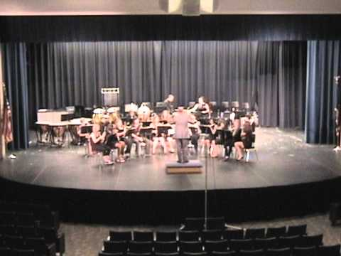 2014 KSHSAA - Little River High School Band