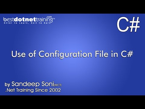 c#-tutorial-for-beginners---use-of-configuration-file-in-c#