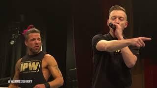 Billy Wood Sets Up Huge Match For Chain Reaction (Defiant Wrestling #7)