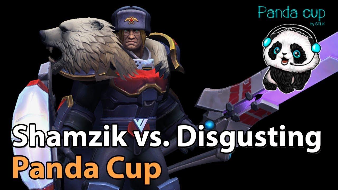 ► Disgusting vs. Team Shamzik - Panda Cup Finals - Heroes of the Storm Esports