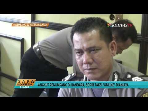 Angkut Penumpang Di Bandara, Sopir Taksi