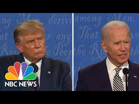 Biden: I Support 'Law And Order..Where People Get Treated Fairly' | NBC News