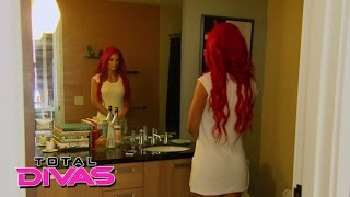 eva marie describes her physical appearance total divas january 25 2015