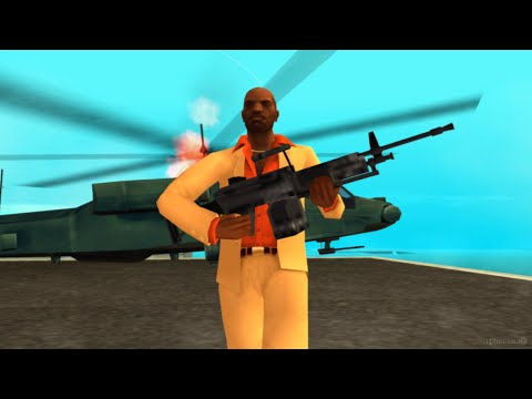 GTA: Vice City Stories - Final Mission & Ending HD