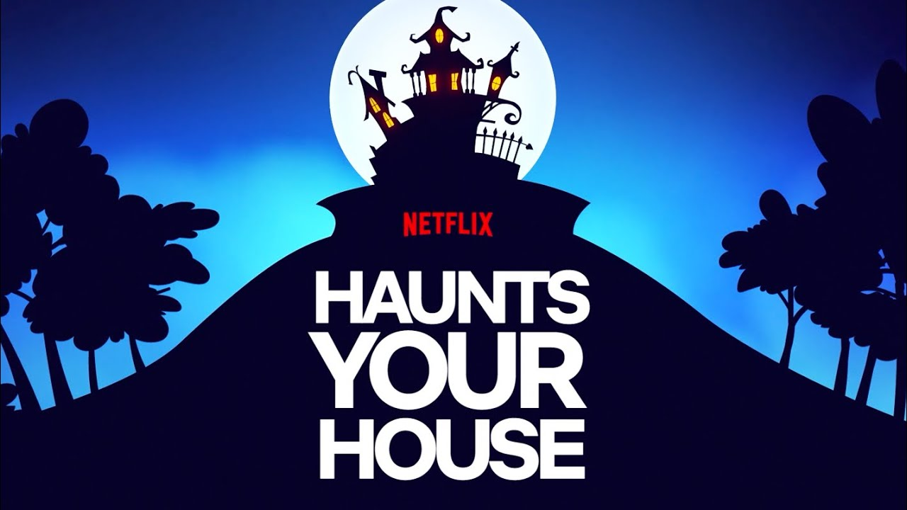 Netflix Haunts Your House: How it Works | Netflix Jr