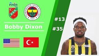 Bobby Dixon'ın Hayatı | Senaryo Değil Gerçek | Spor Öyküleri | #2
