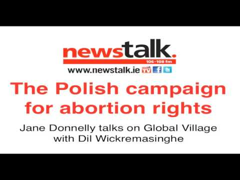 The Polish campaign for abortion rights