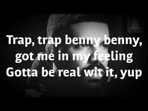 Drake - In My Feelings CLEAN Lyrics