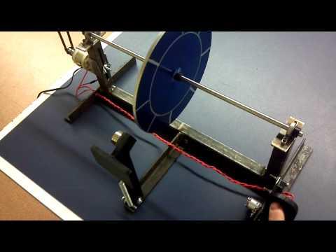 ECE470 Project Eddy Current Brake