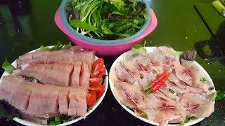 LẨU CÁ - Cách nấu LẨU CÁ  ngon hấp dẫn mà KHÔNG TANH